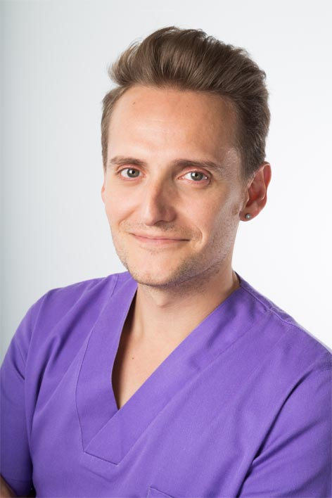 Javier Samaniego - Fisioterapeuta y Osteópata