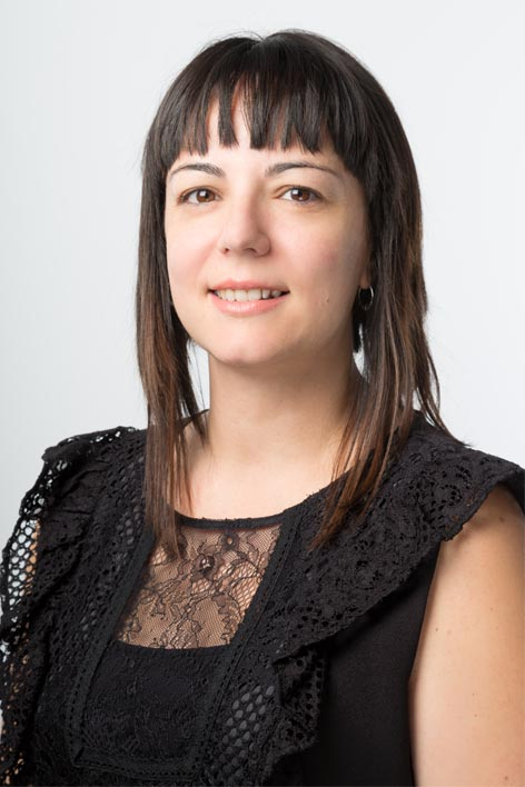 Lidia Jiménez - Psicóloga